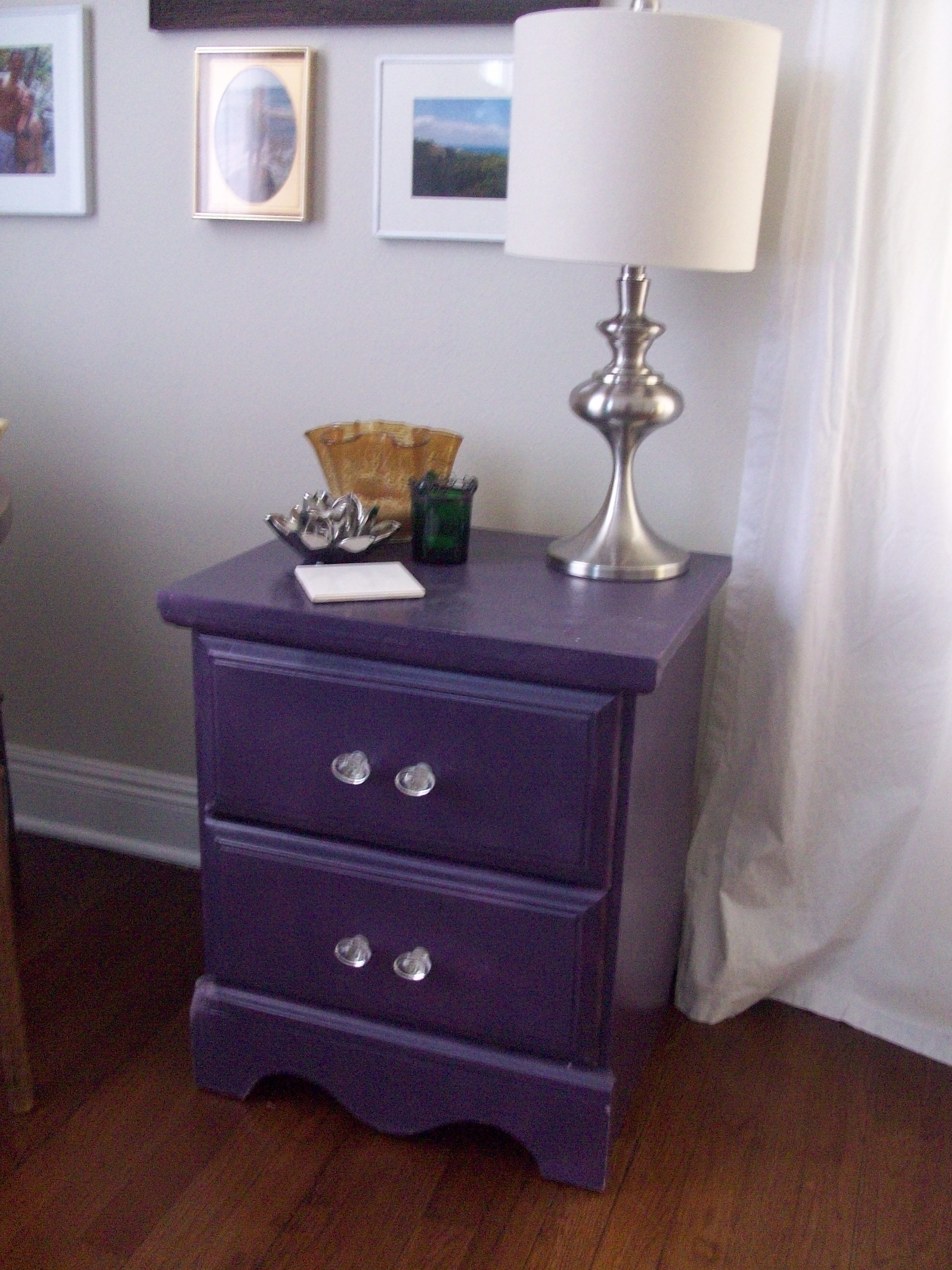 how to paint furniture the good enough method living well on the. Black Bedroom Furniture Sets. Home Design Ideas
