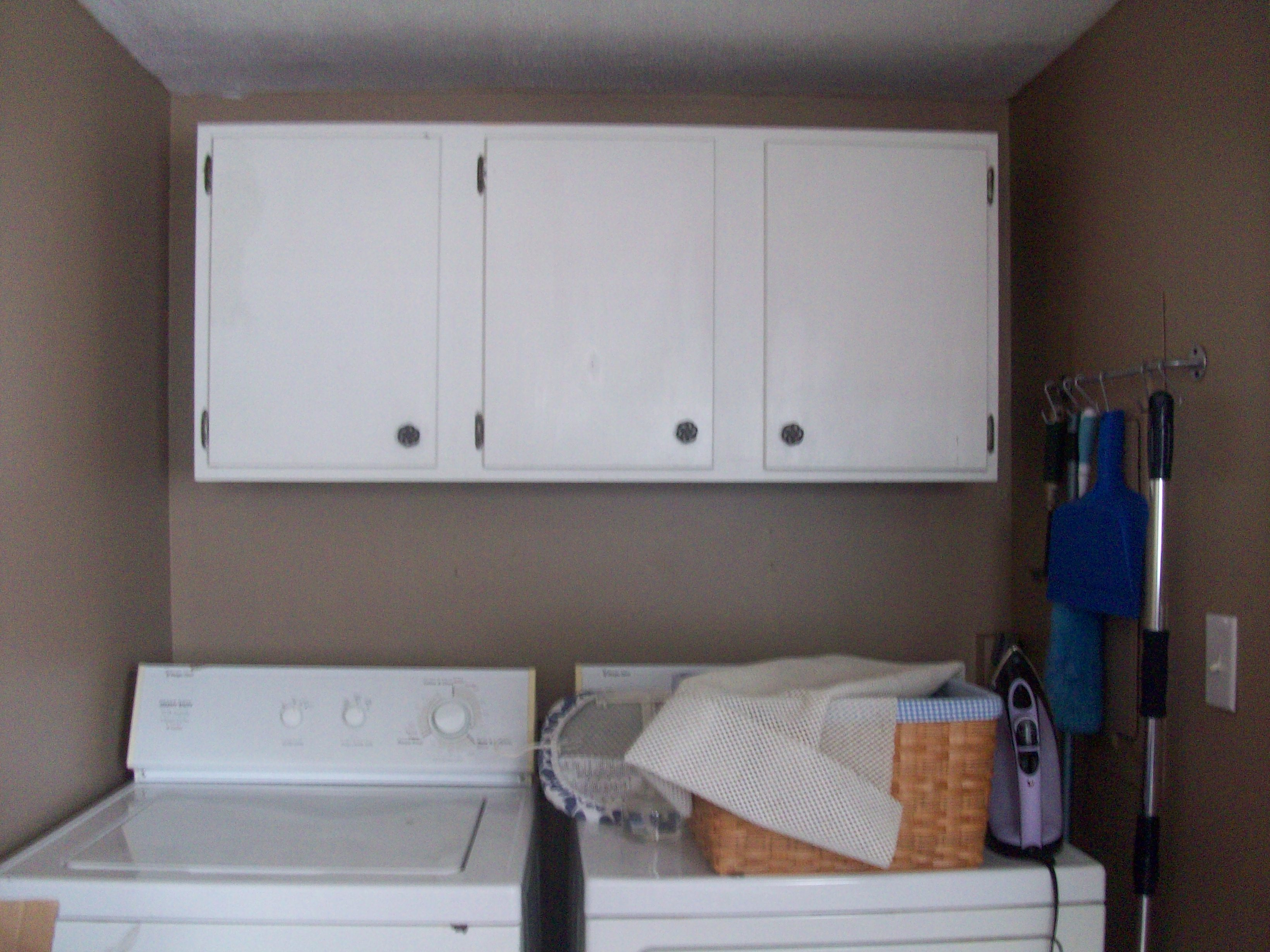 Buh Bye Cabinets Hello Shelves Living Well On The Cheap