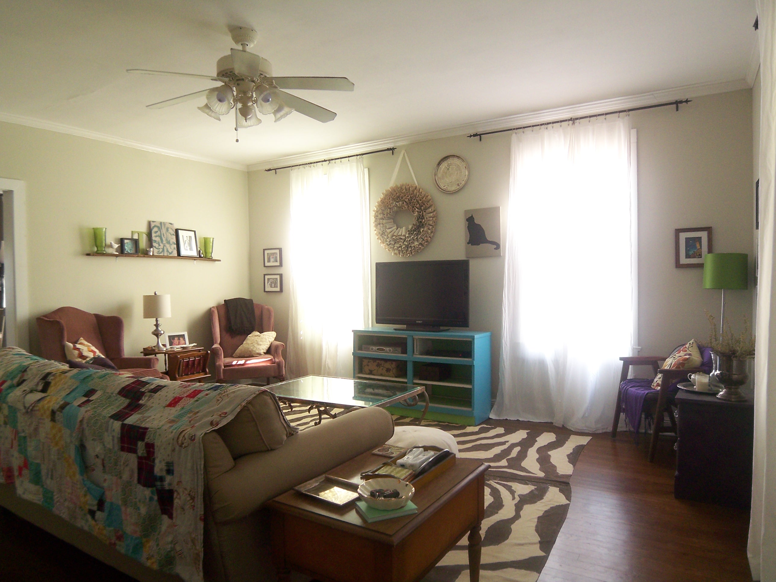 Virtually Rearranging My Living Room | Living Well on the Cheap