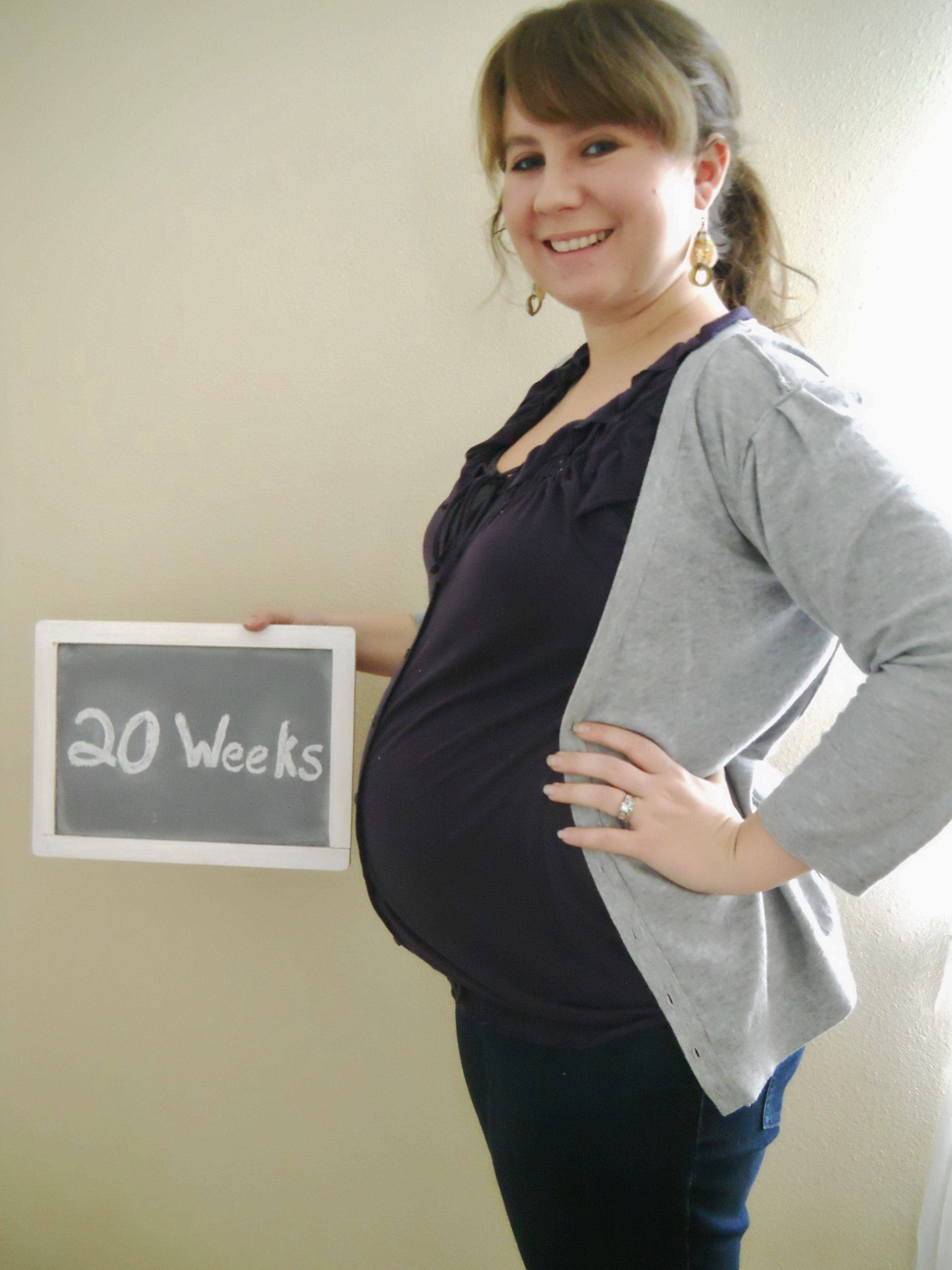 How many weeks is five months pregnant