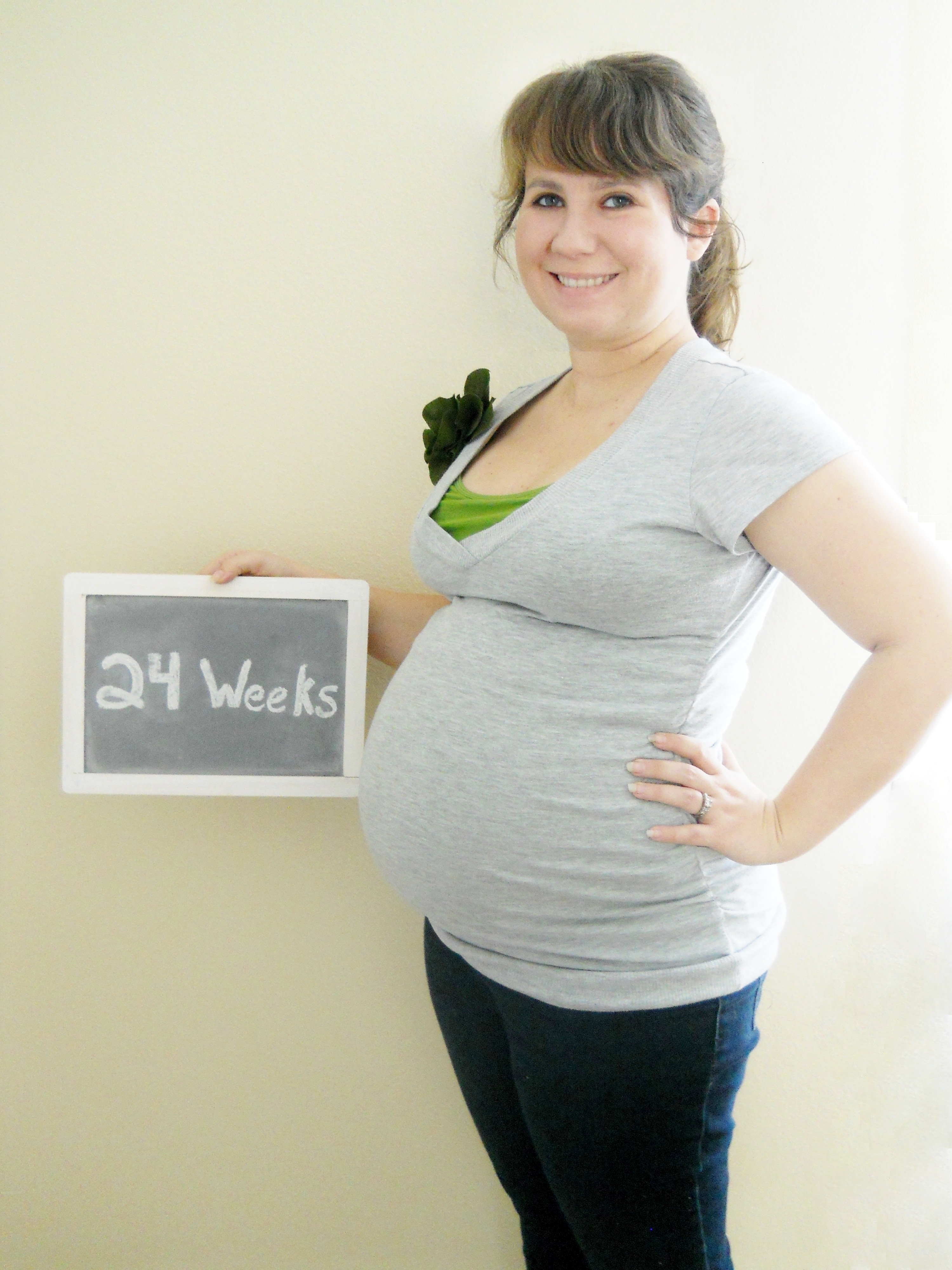 6(ish) Months Pregnant | Living Well on the Cheap